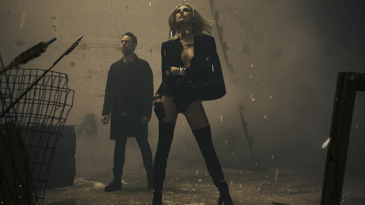 Hear Phantogram's Hypnotic New Single 'You Don't Get Me High Anymore'