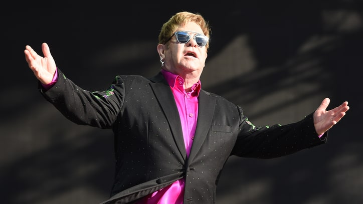 Elton John Views 'Rainbow-Colored Wave of Love' After Orlando Massacre