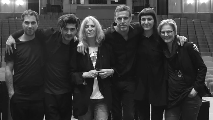 Hear Patti Smith's Chilling, Ambient Nico Tribute 'Killer Road'