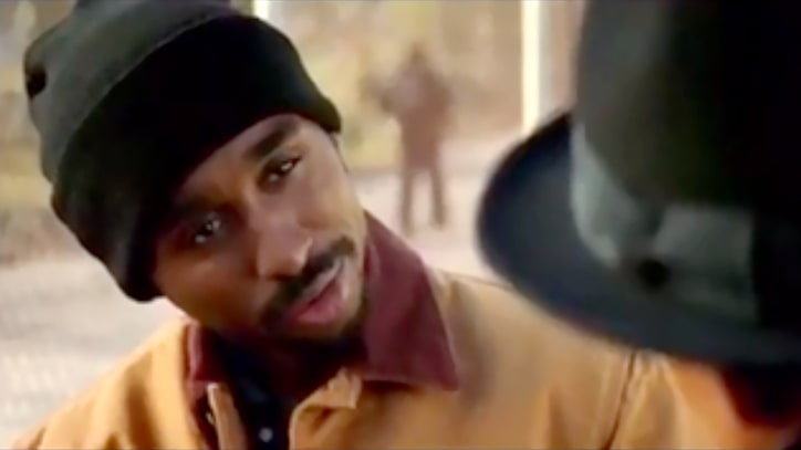 Watch Tupac Shakur Rise to Fame in 'All Eyez on Me' Biopic Trailer