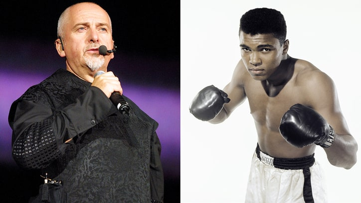 Hear Peter Gabriel's Muhammad Ali-Inspired New Song 'I'm Amazing'