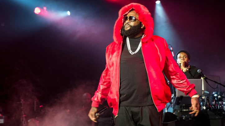 Hear Rick Ross Celebrate Affluent Friends on 'Same Hoes'