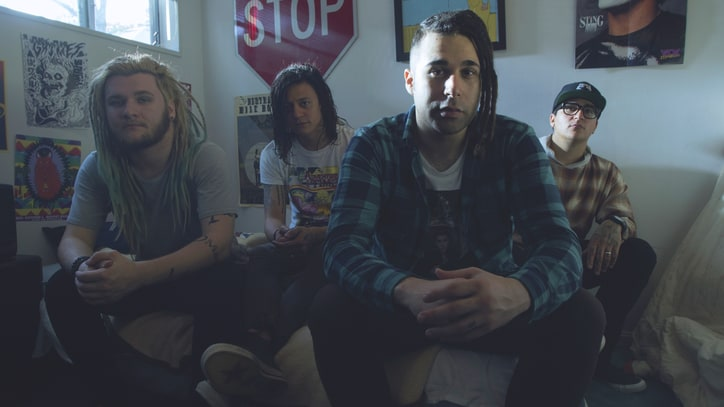 How Members of Korn, Bad Brains, A7X Helped Islander Find New 'Power'