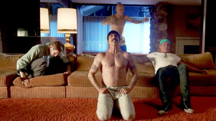 Weekend Rock Question: What's the Best Red Hot Chili Peppers Video of All Time?