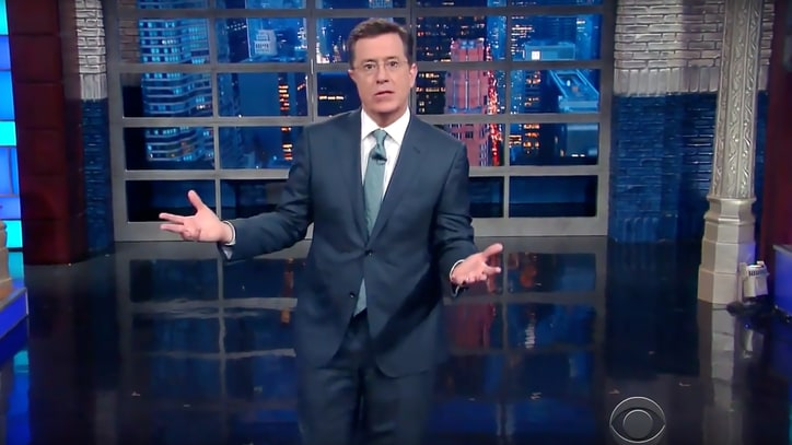 Stephen Colbert on Led Zeppelin Trial: 'They're Screwed'