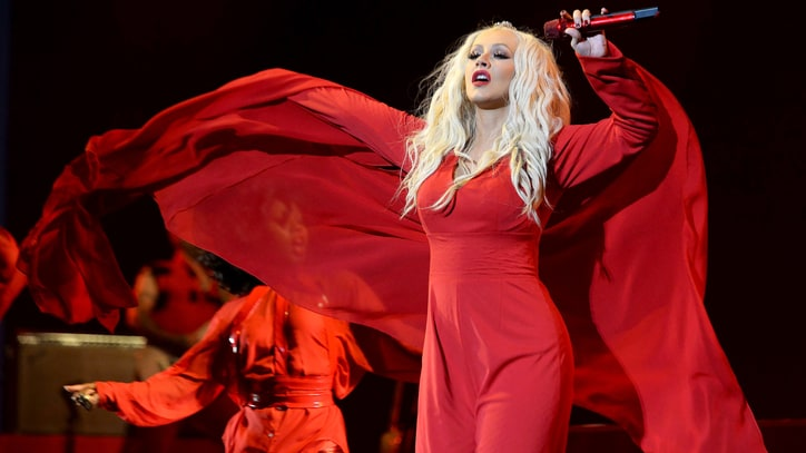 Hear Christina Aguilera's Empowering New Song for Orlando