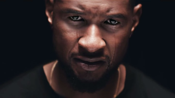 Watch Usher's Emotional, Motion-Heavy 'Crash' Video