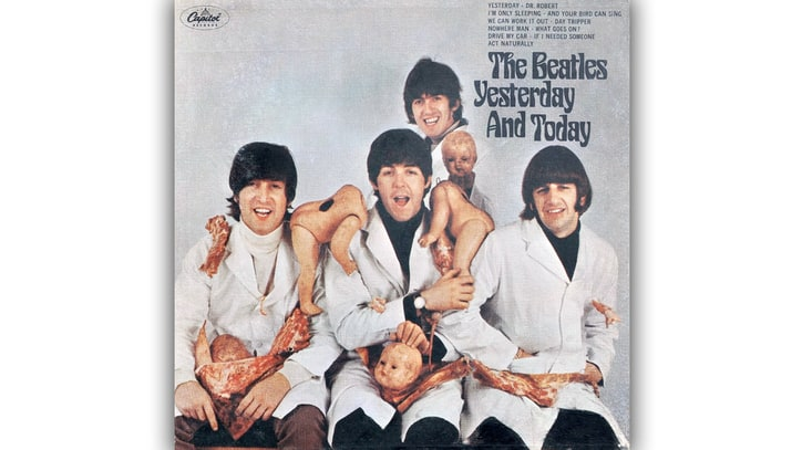 Inside Beatles' Bloody, Banned 'Butcher' Cover