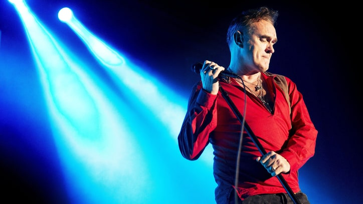 Morrissey Berates Buzzcocks Over Song Usage in McDonald's Ad