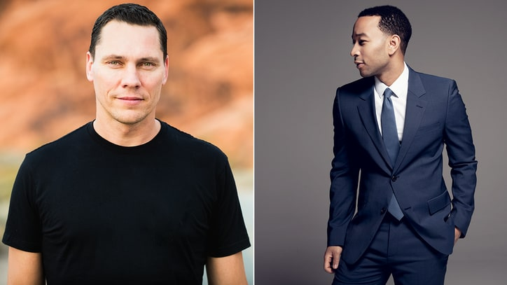Hear Tiesto's Breezy 'Summer Nights' With John Legend