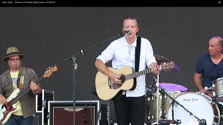 See Jason Isbell's Fiery, Extended Version of 'Children of Children'