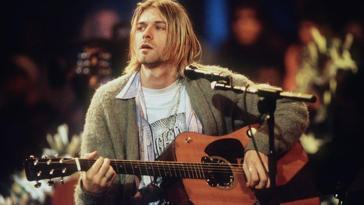 Kurt Cobain Authorized Art Exhibit in the Works