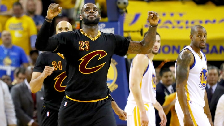 NBA Finals: LeBron James Fulfills Promise, Brings Title to Cleveland