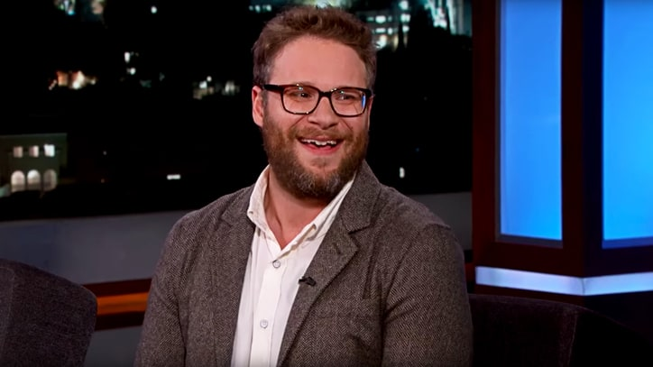 Watch Seth Rogen Talk 'First R-Rated, Pixar-Style' Movie 'Sausage Party'