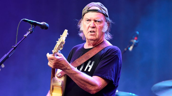 Neil Young: 'No Where, No Way' To Play Protest Songs Today