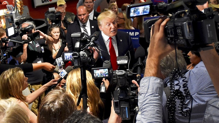 The Media Is Finally Calling Out Trump's Toxic Demagoguery