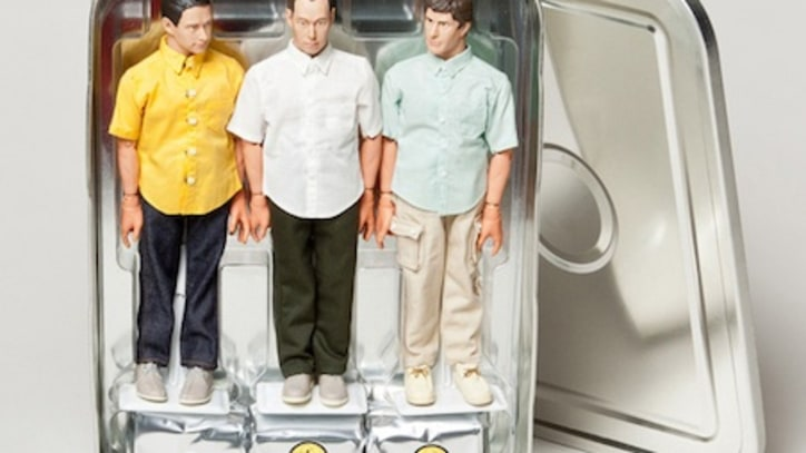 Beastie Boys Action Figures Now on Sale
