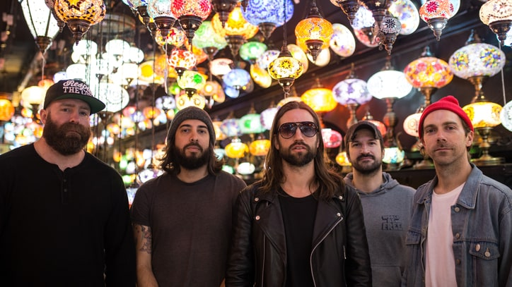 Hear Every Time I Die's New Rager 'The Coin Has a Say'