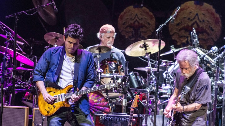 John Mayer on Playing With Dead & Company: 'It's Like Catching Air'