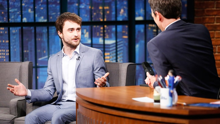Hear the Odd Advice Donald Trump Gave 11-Year-Old Daniel Radcliffe