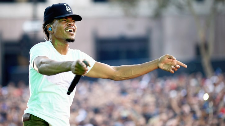 Chance the Rapper Unveils Magnificent Coloring World Tour Dates