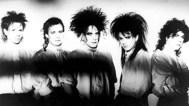 Weekend Rock Question: What Is the Cure's Best Song?