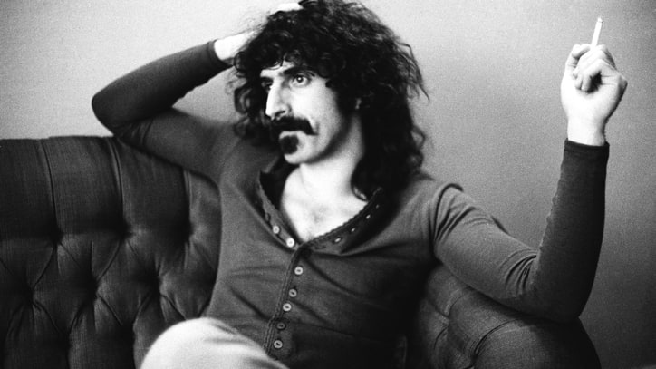 See Frank Zappa Talk 'Amazingly Beautiful' Groupie Phenomenon in Doc Clip