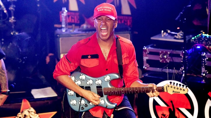 Watch Tom Morello Liken Trump to 'Frat-House Rapist'