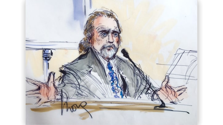 Robert Plant on Spirit Song in Led Zeppelin Trial: 'I Don't Remember It'