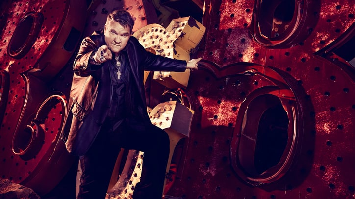 Hear Meat Loaf's Bombastic New Track With 'Bat Out of Hell' Songwriter