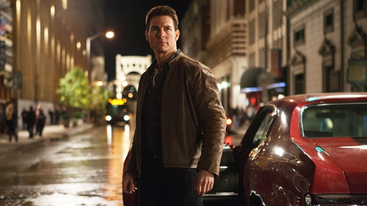 Watch Tom Cruise Go Ballistic in 'Jack Reacher: Never Go Back' Trailer