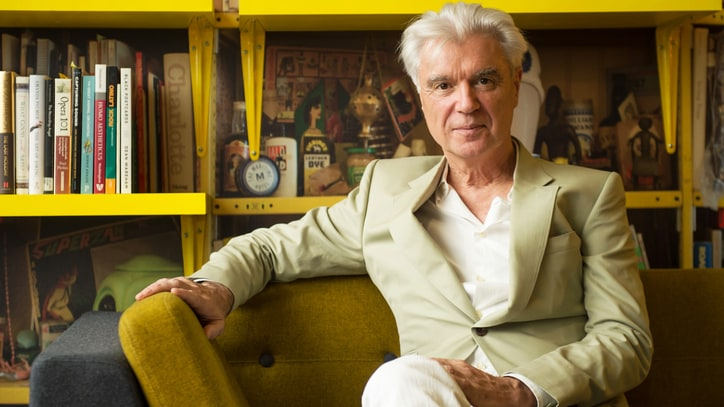 David Byrne: Gun Control Doesn't Need to Be 'All or Nothing'