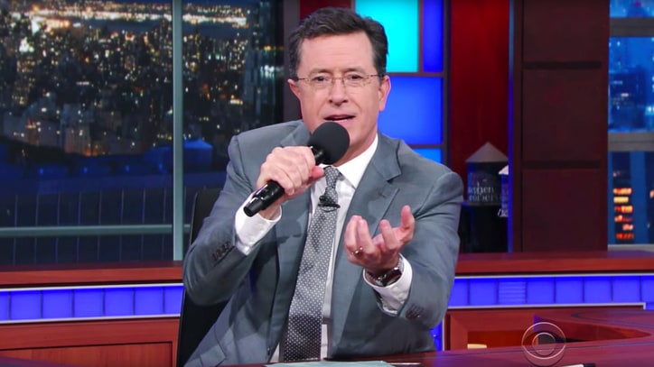 Watch Stephen Colbert Blast Senate Over Rejected Gun Bills
