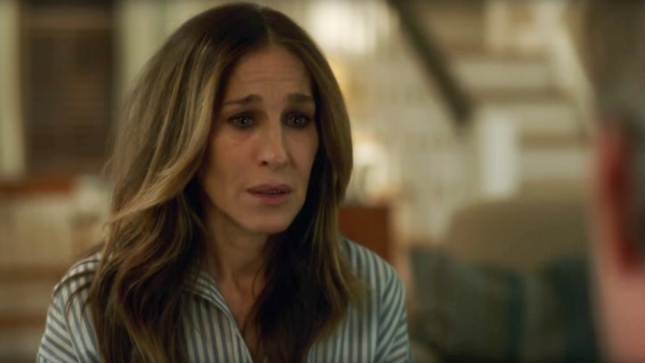 Watch Sarah Jessica Parker Navigate 'Divorce' in New Trailer