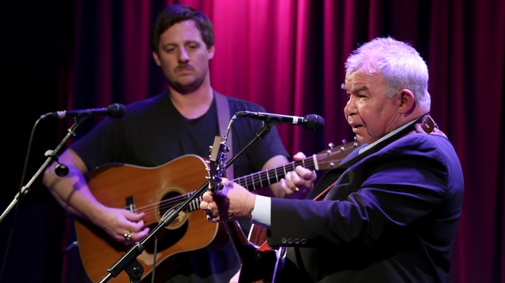 See Sturgill Simpson and John Prine's Stately 'Paradise'