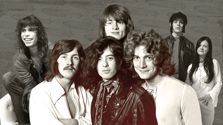 12 Artists Who Ripped Off Led Zeppelin