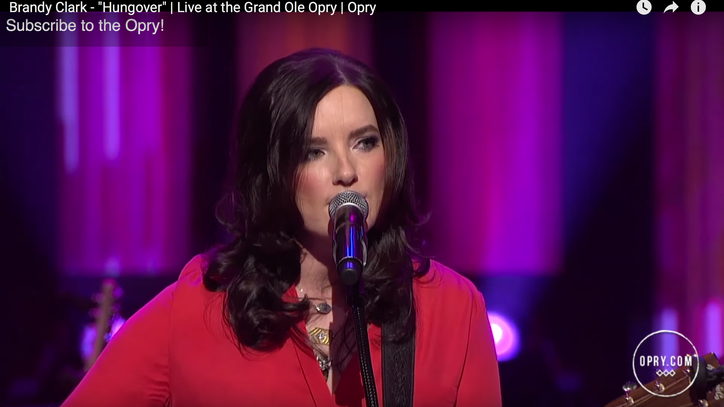 See Brandy Clark Sing Subtly Acerbic 'Hungover'