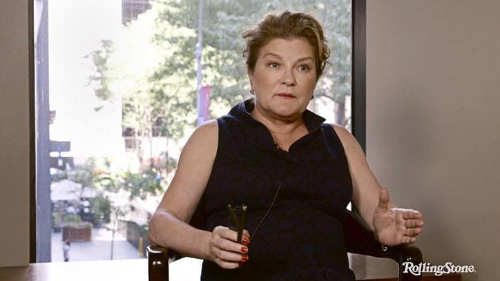Watch 'Orange Is the New Black' Star Kate Mulgrew Demand Prison Reform