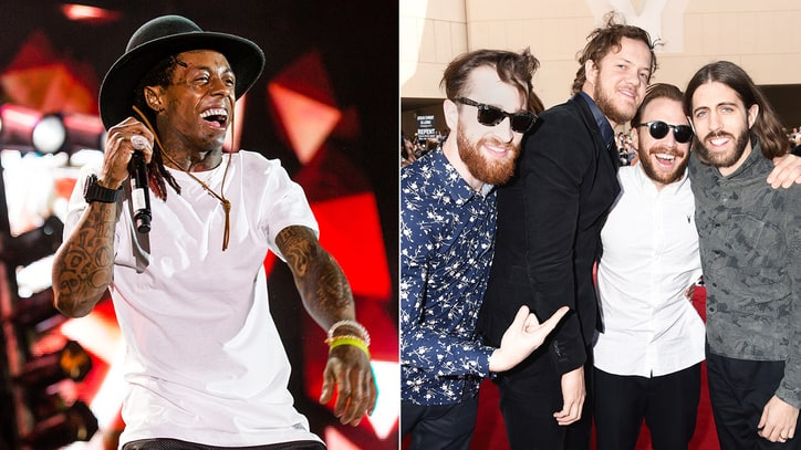 Hear Lil Wayne, Imagine Dragons' Loopy 'Sucker For Pain'