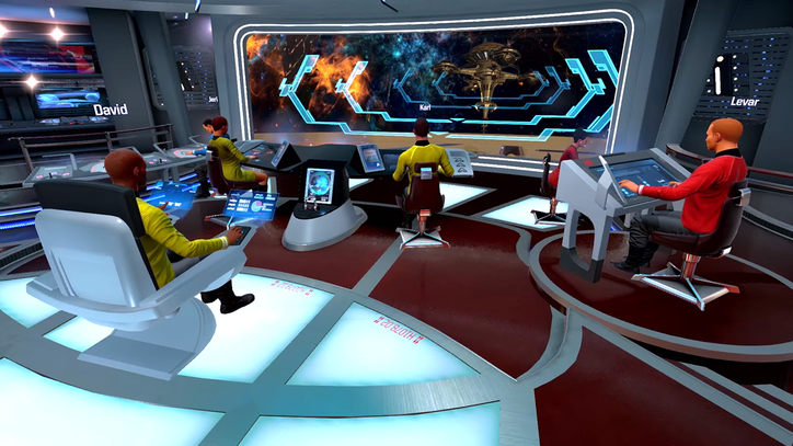 'Star Wars' and 'Star Trek' Lead Next Wave in Virtual Reality