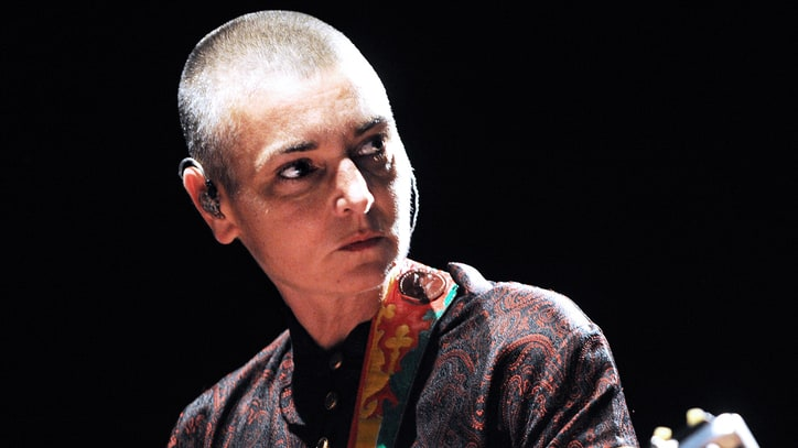 Sinead O'Connor: Suicide Report Was 'Bulls--t'