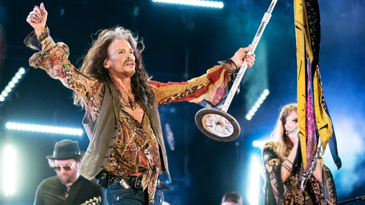 Steven Tyler Confirms Aerosmith 2017 Farewell Tour