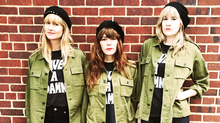 Jenny Lewis' Band Nice as F--k Surprise-Release Debut LP