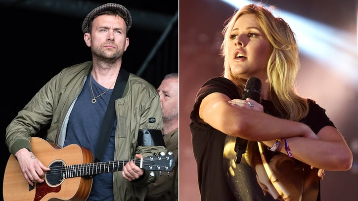 Damon Albarn, Johnny Marr, Ellie Goulding Outraged Over Brexit
