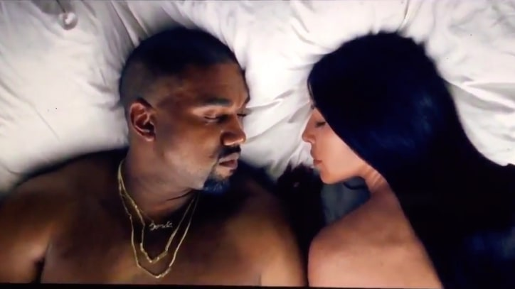 Watch Kanye West's Provocative, Voyeuristic 'Famous' Video