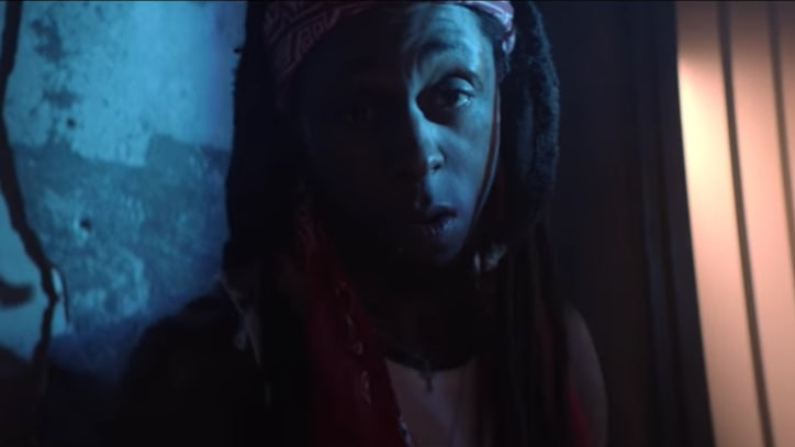 See Lil Wayne, Imagine Dragons Go Crazy in 'Sucker for Pain' Video
