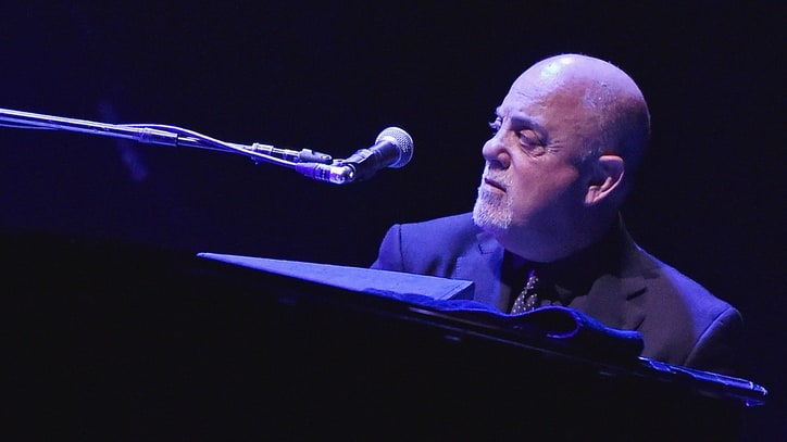 Watch Billy Joel Perform Surprise Set With Cover Band on Long Island