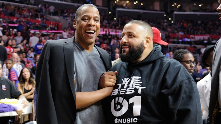 Hear DJ Khaled, Jay Z, Future's New Hard-Hitting Song 'I Got the Keys'