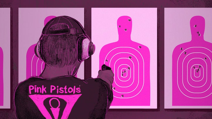 Pink Pistols: LGBT Gun Owners Unite in Arming Gay Community