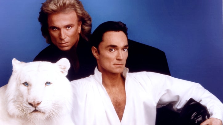Siegfried & Roy to Tell Life Story in Upcoming Biopic